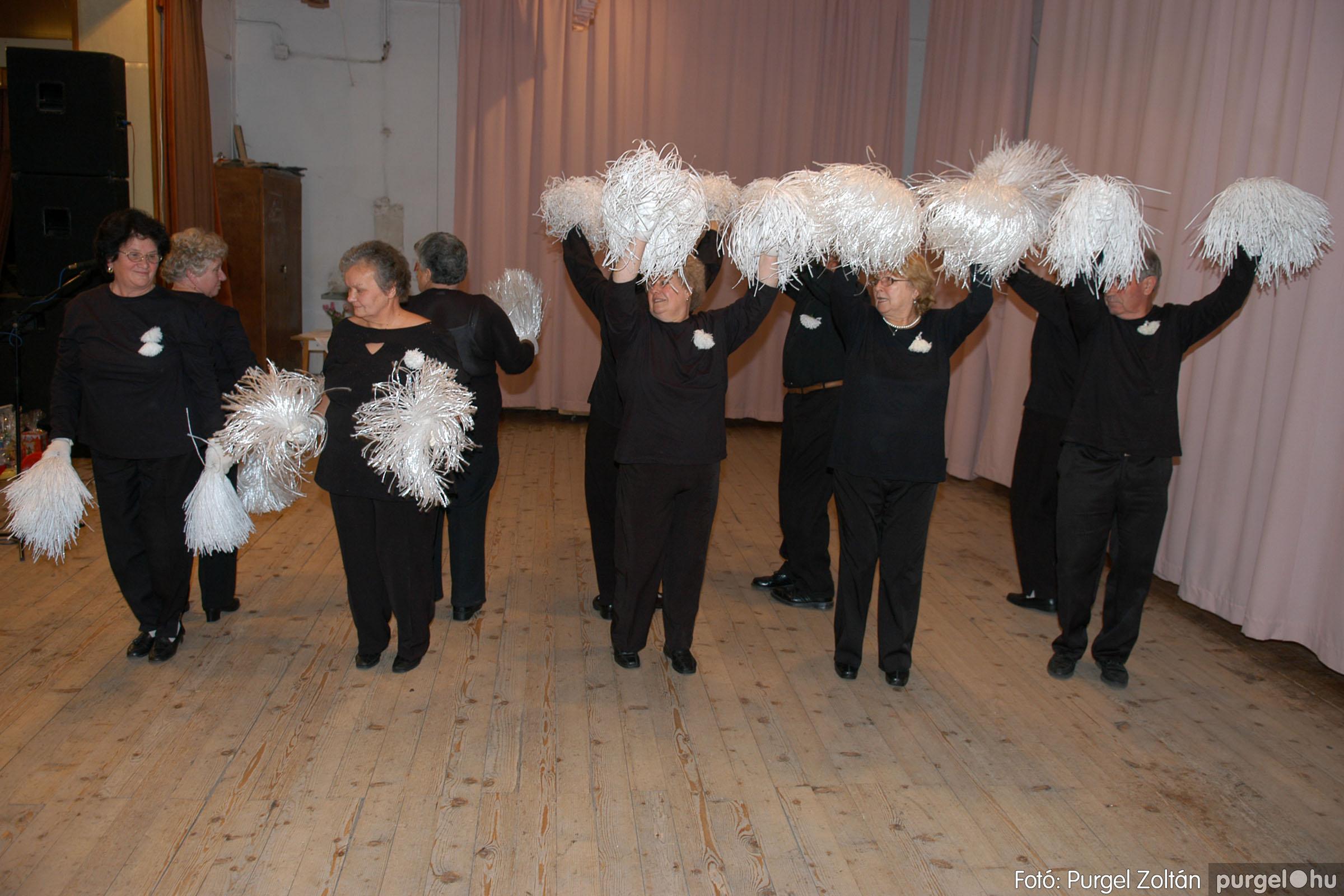 2007.11.10. 040 Szép Öregkor Nyugdíjas Klub bál - Fotó:PURGEL ZOLTÁN© DSC_0046q.jpg