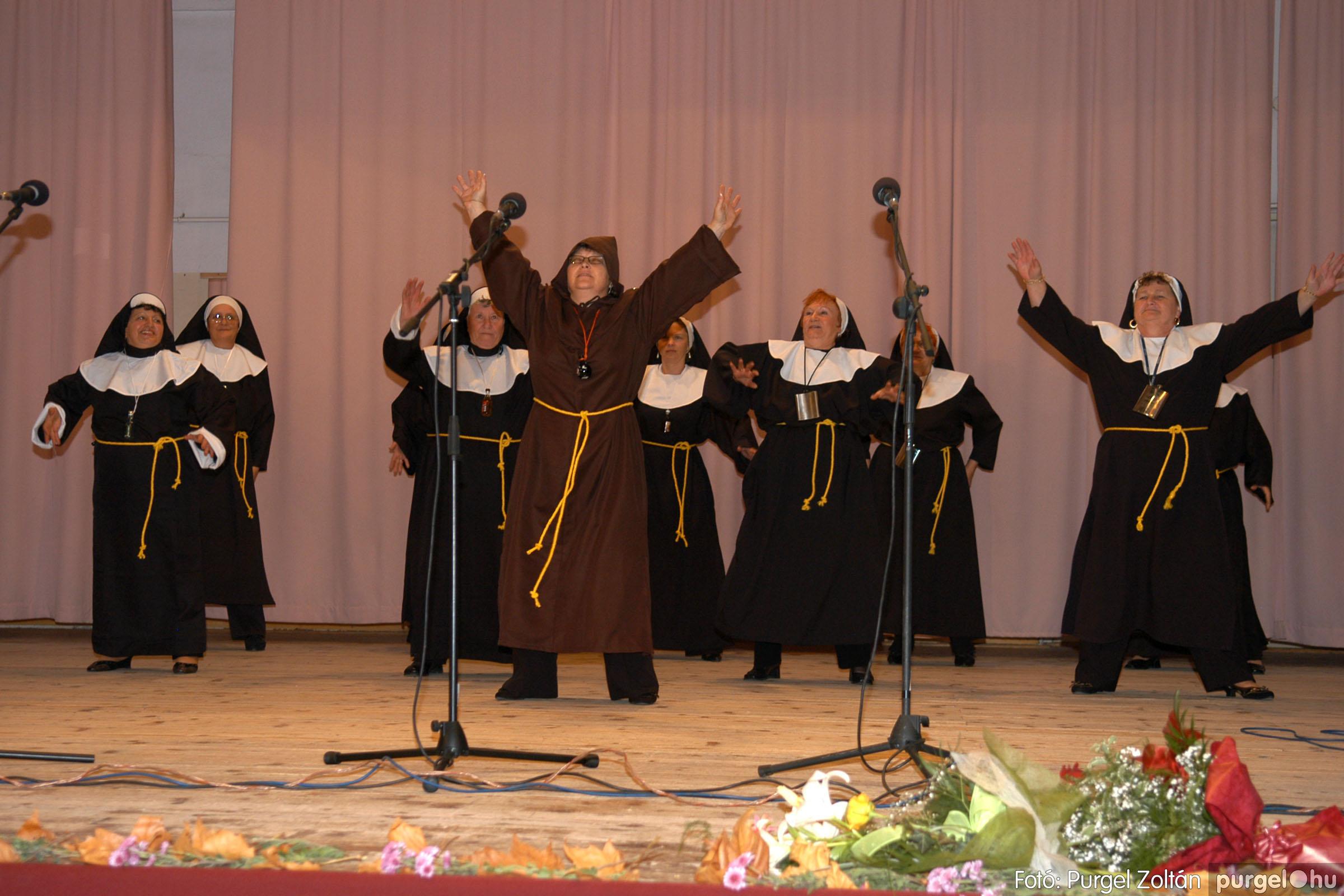 2007.11.10. 026 Szép Öregkor Nyugdíjas Klub bál - Fotó:PURGEL ZOLTÁN© DSC_0031q.jpg