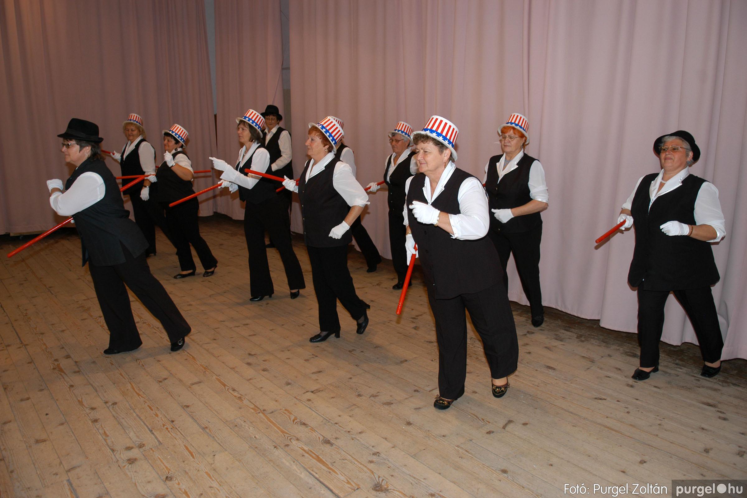 2007.11.10. 013 Szép Öregkor Nyugdíjas Klub bál - Fotó:PURGEL ZOLTÁN© DSC_0018q.jpg