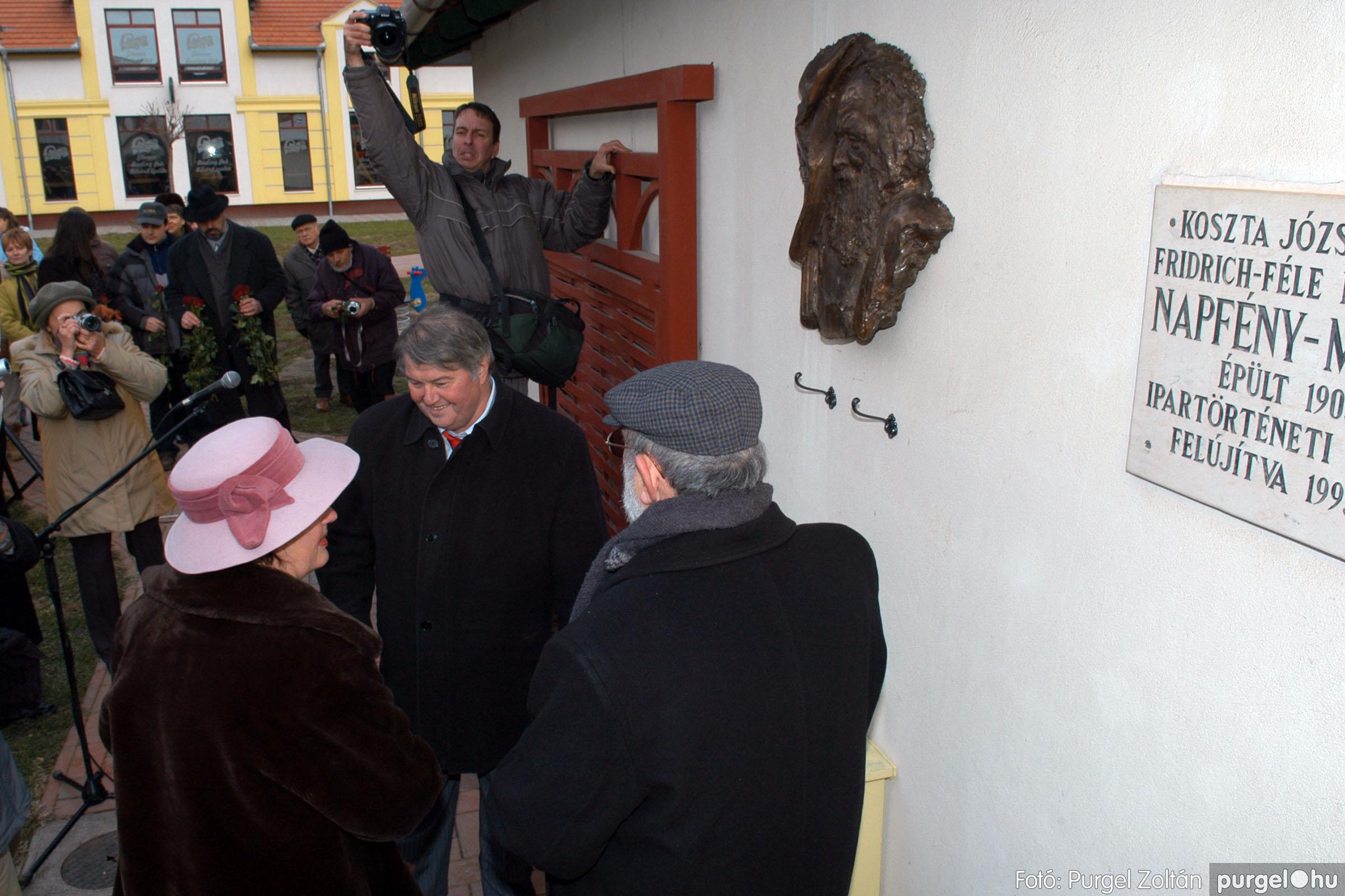 2007.11.30. 019 Rózsa Gábor tér avatása Szentesen - Fotó:PURGEL ZOLTÁN© DSC_0280q.jpg