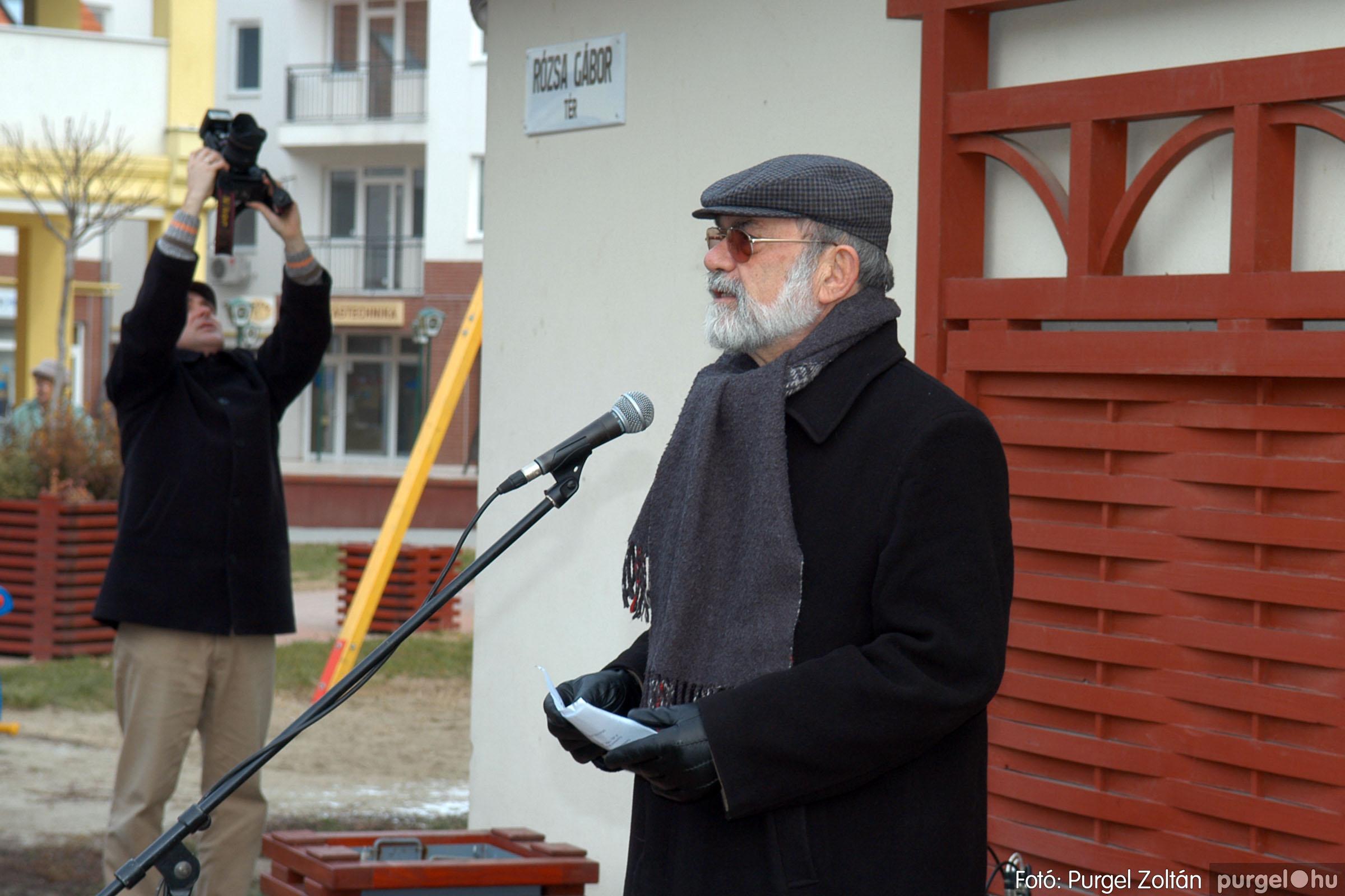 2007.11.30. 007 Rózsa Gábor tér avatása Szentesen - Fotó:PURGEL ZOLTÁN© DSC_0266q.jpg