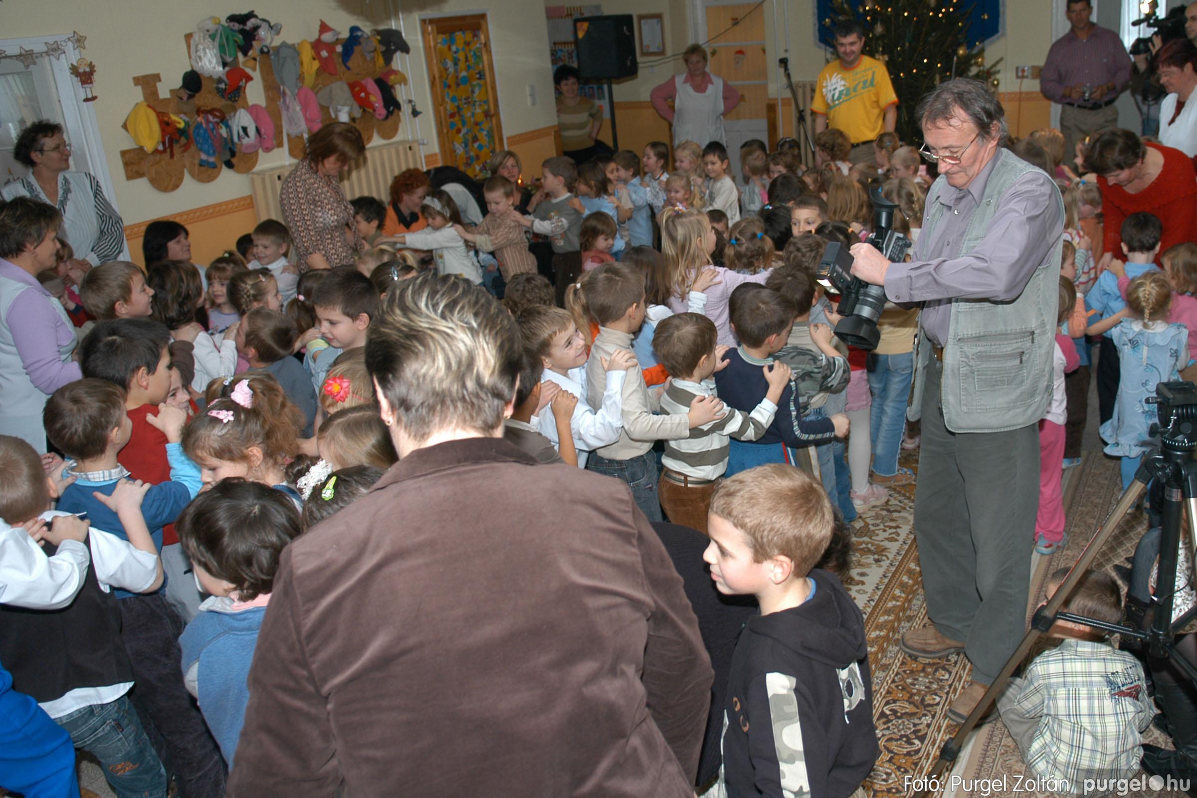 2007.12.18. 039 Kurca-parti Óvoda karácsonyi műsor - Fotó:PURGEL ZOLTÁN© DSC_0289q.jpg