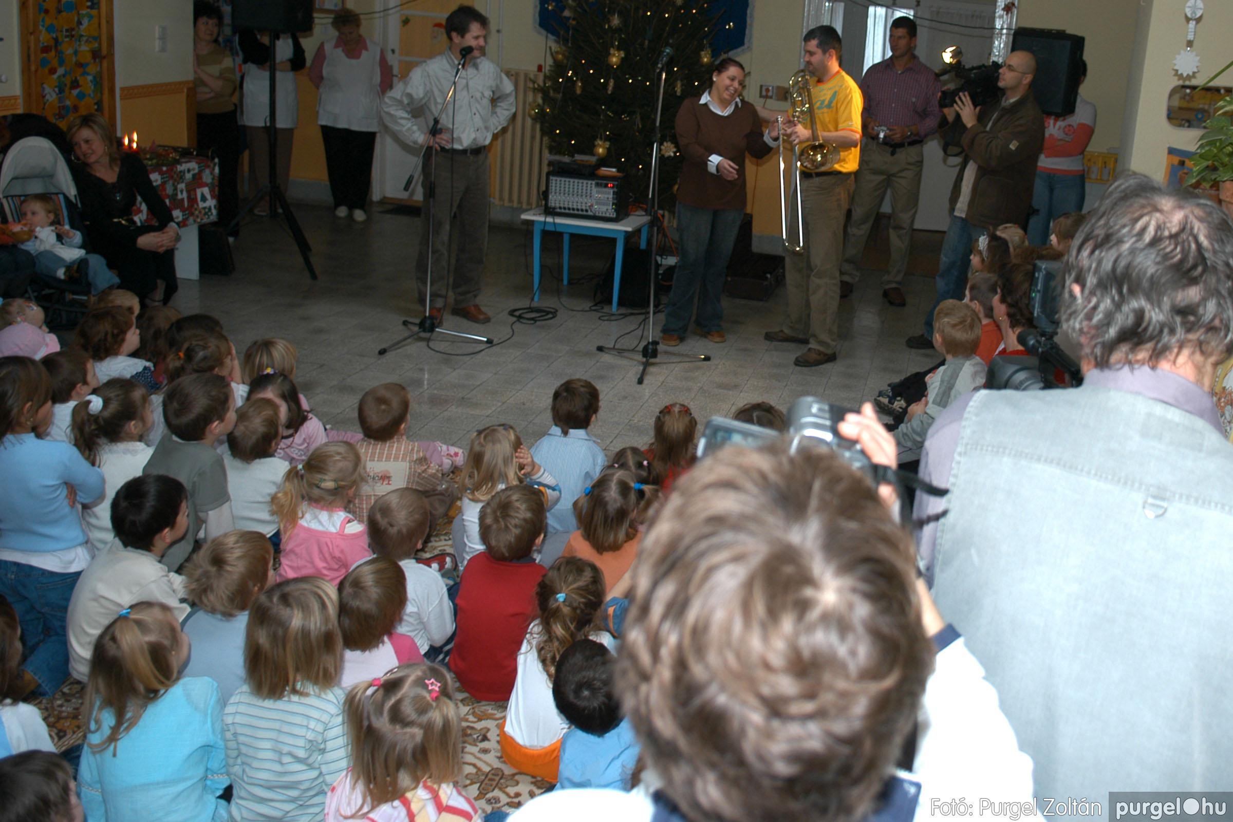 2007.12.18. 031 Kurca-parti Óvoda karácsonyi műsor - Fotó:PURGEL ZOLTÁN© DSC_0276q.jpg