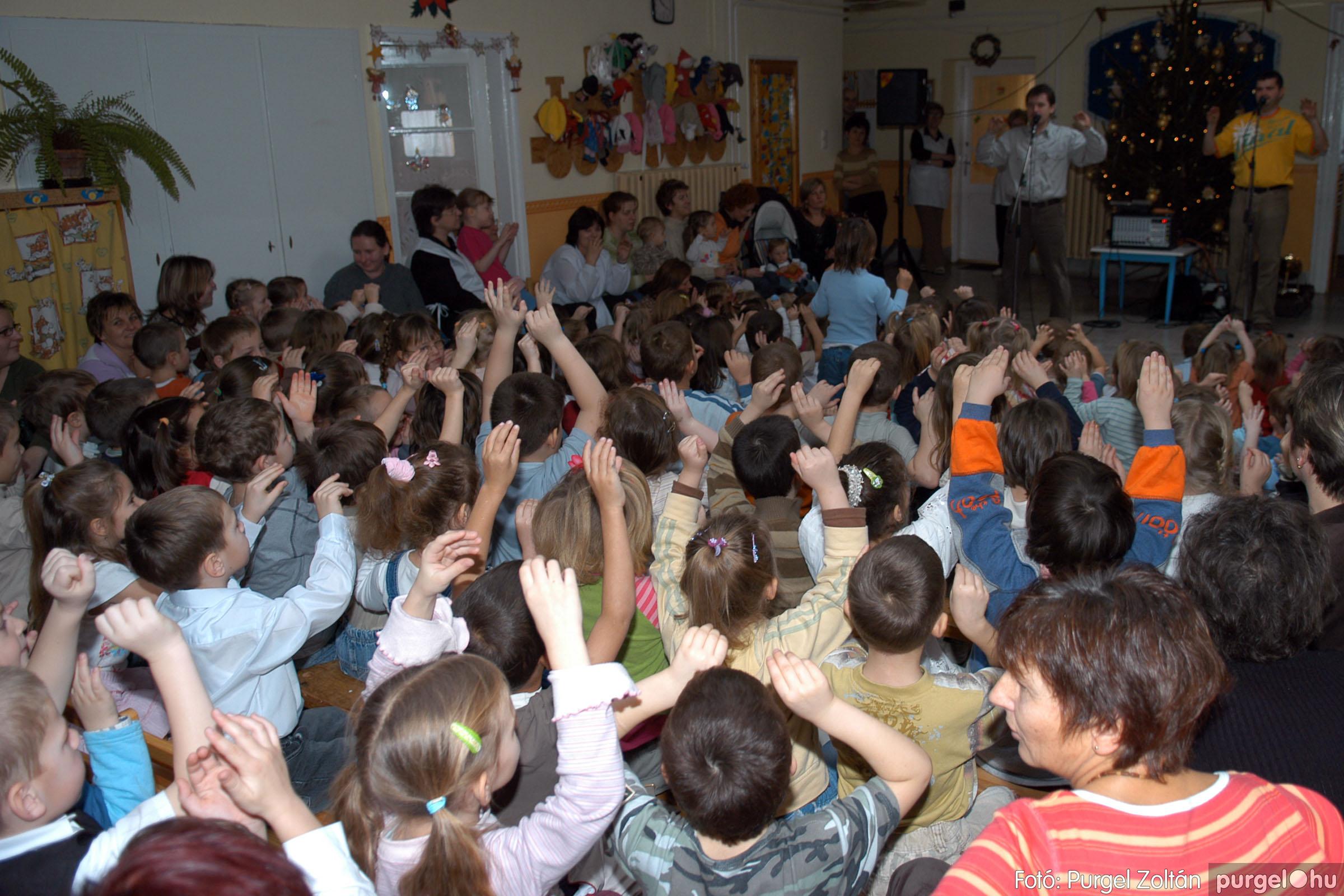 2007.12.18. 021 Kurca-parti Óvoda karácsonyi műsor - Fotó:PURGEL ZOLTÁN© DSC_0253q.jpg