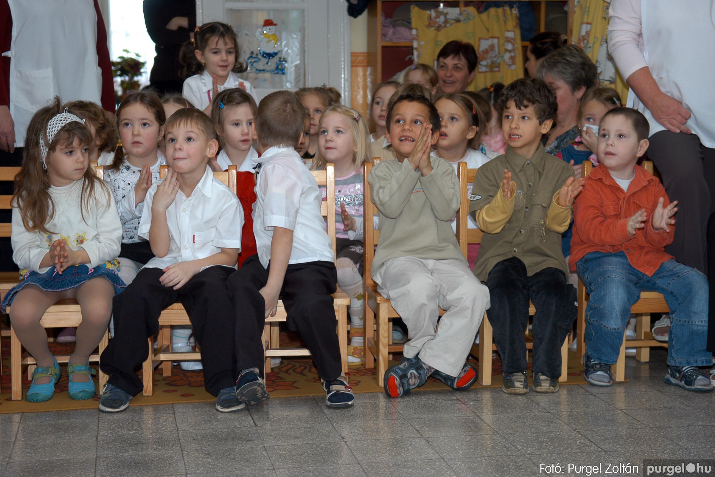 2007.12.18. 005 Kurca-parti Óvoda karácsonyi műsor - Fotó:PURGEL ZOLTÁN© DSC_0230q.jpg
