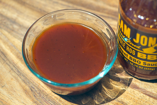 Sam Jones Sweet BBQ Sauce