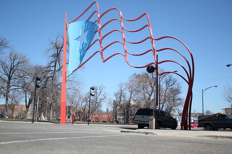 PB flags park2