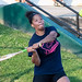 Women's Softball at Clifford Field Aug 1