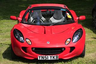 YN51 YKB 2001 Lotus Elise Series 2