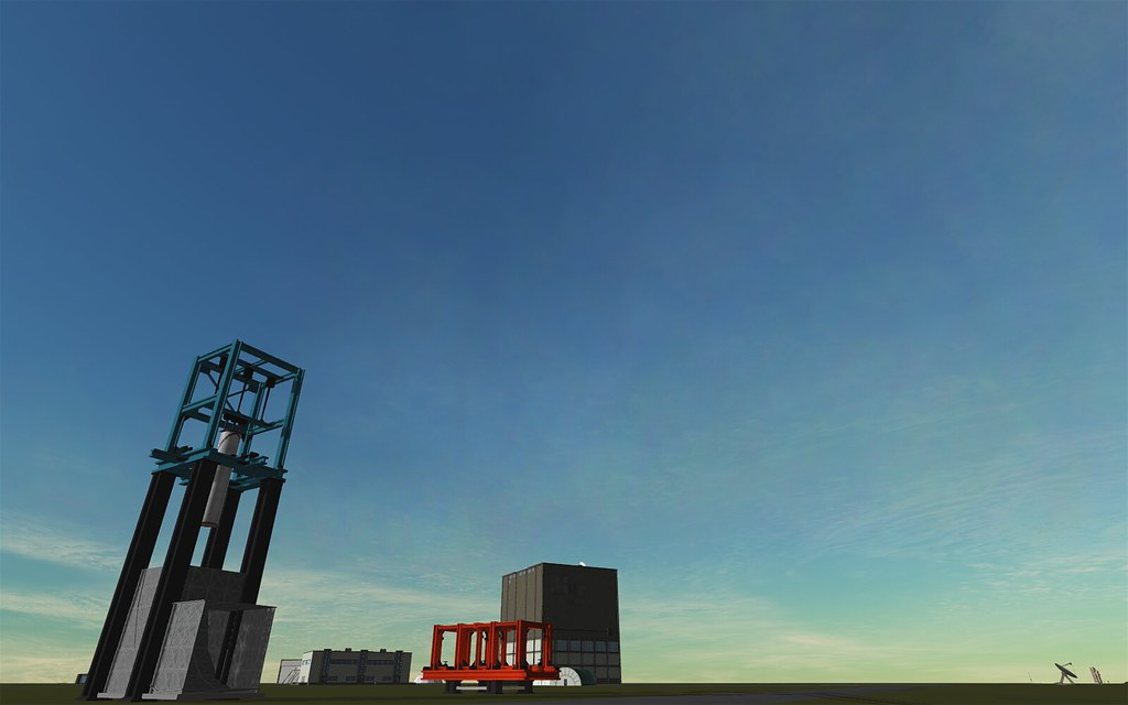 Engine Test Stands