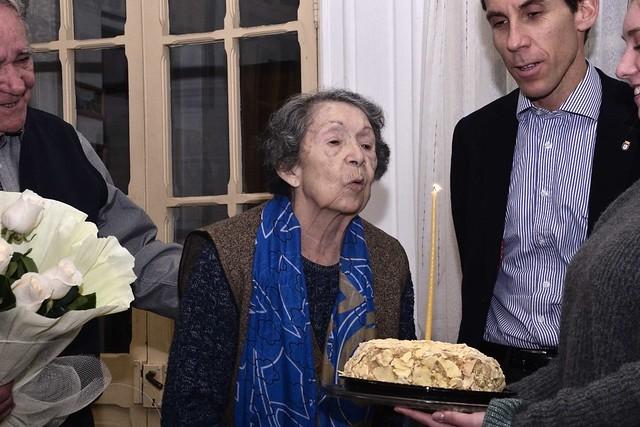 #EnTerreno : Los 100 Años de la Sra. Rosa