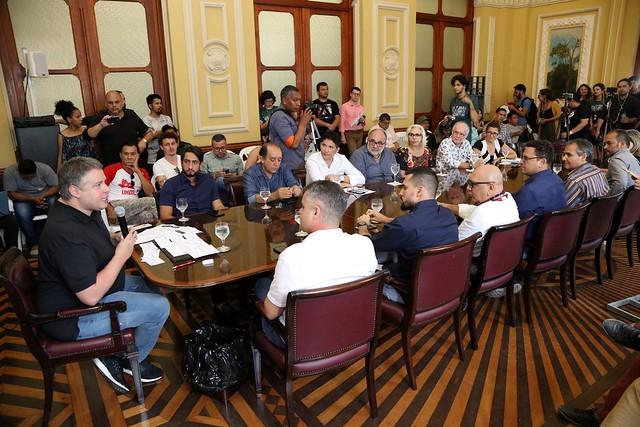 02.08.2019 Prefeitura de Manaus libera edital de fomento a cultura.