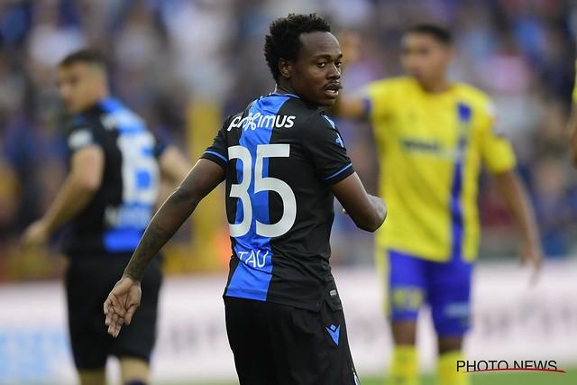 Club Brugge - STVV 02-08-2019