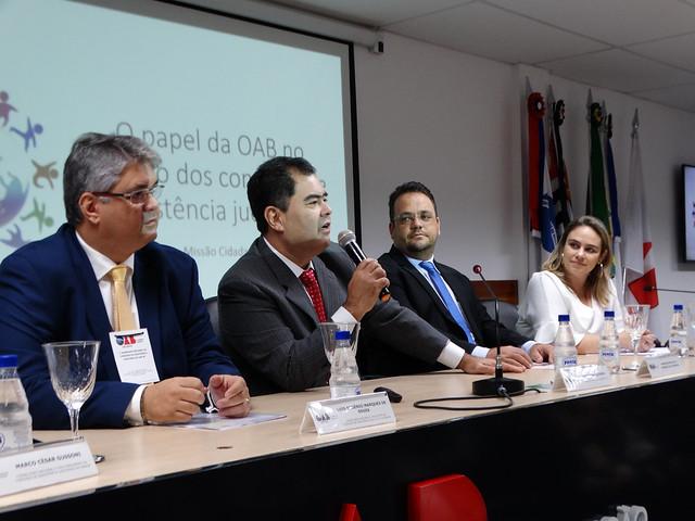 02.09.2019- Abertura do I Workshop Regional de Assistência Judiciária de Campinas