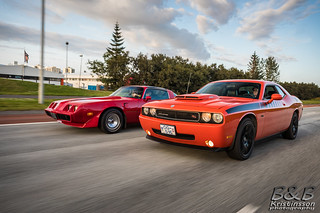 Trans Am and Challenger