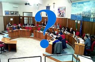 Consiglio comunale + interrogativo