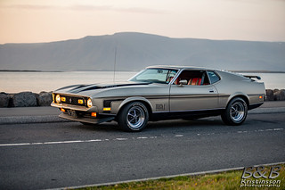Ford Mustang Mach-1 ´71