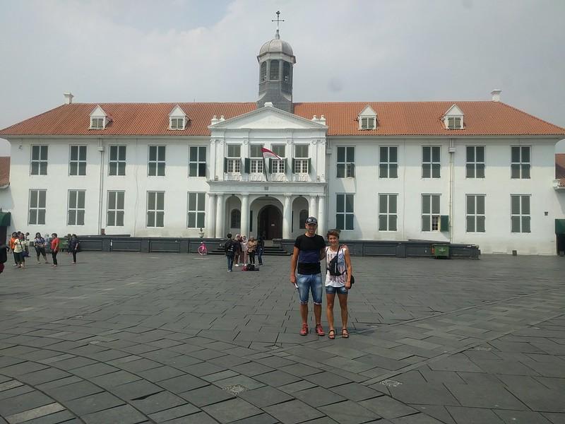 Museo de la Historia en Yakarta