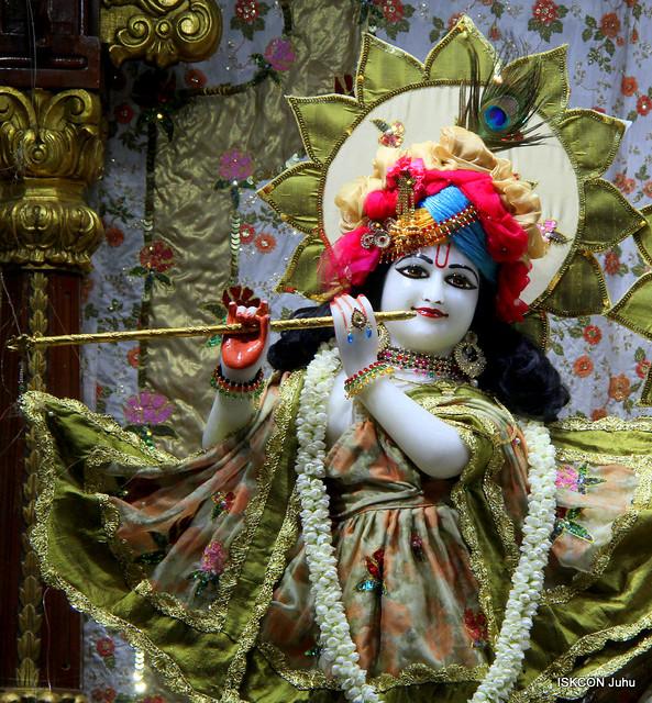 ISKCON Juhu Mangal Deity Darshan on 3rd Aug 2019