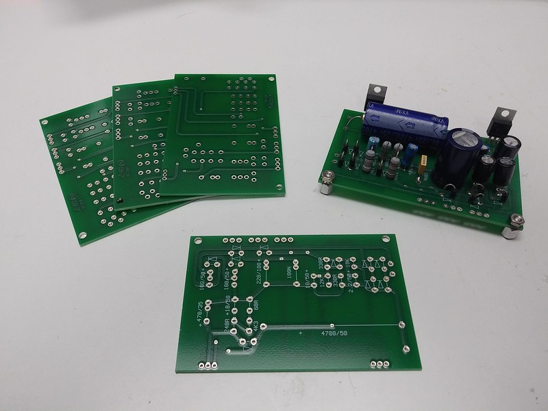 Neve, etc  power supply pcbs, *** ALL GONE ***