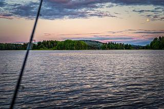 Matka kalapaikoille