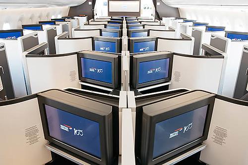 British Airways A350-1000 Club Suite (British Airways)