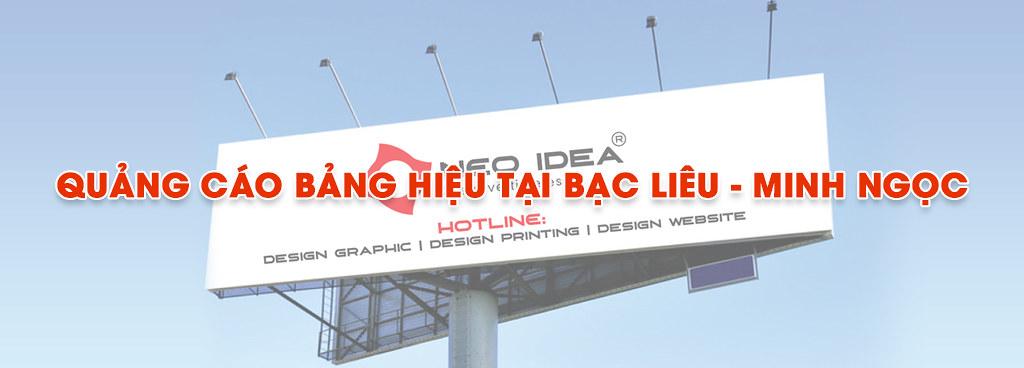 Quảng cáo bảng hiệu tại Bạc Liêu - MINH NGỌC 0982 161 737