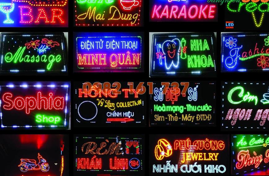 Quảng cáo bảng hiệu tại Bạc Liêu - MINH NGỌC 0939443075