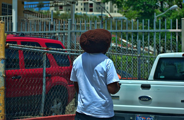 Taking it to the City Streets-Charlotte Amalie #38