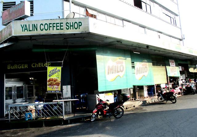 Yalin Coffee Shop