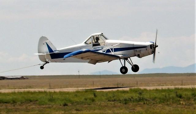72819-21, N9609P '76 Piper PA-26-160 Pawnee