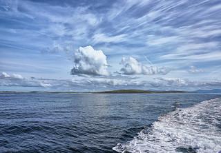 Boat trip to Inniskea Islands