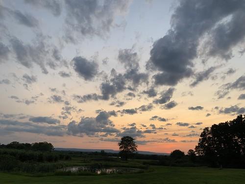 Sunset August 2 2019