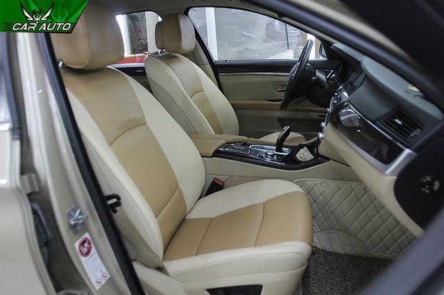 Bọc ghế da xe ô tô BMW 523i