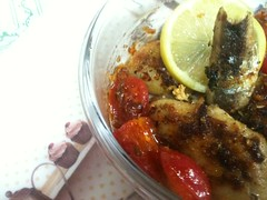 Devil Spicy sadism fish tomato chicken
