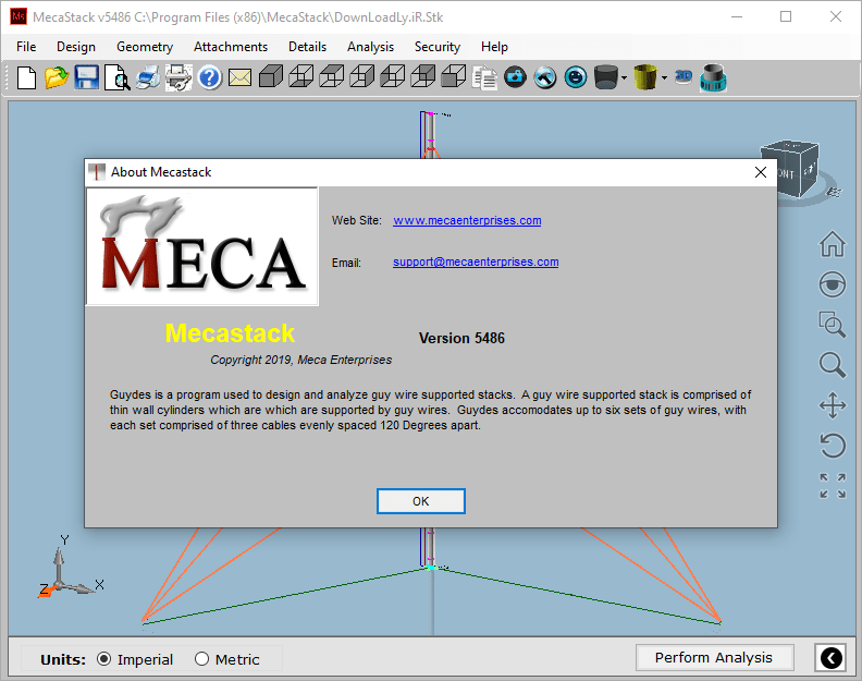Working with MecaStack 5.4.8.6 full cracked