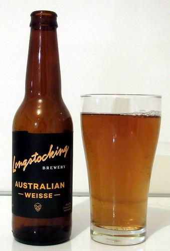 Longstocking Brewery Australian Weisse