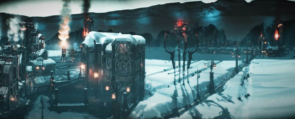 Frostpunk  -  Steam世界