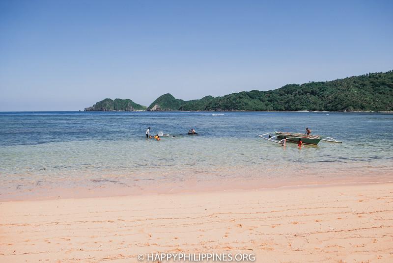 catanduanes tourist spots - SAKAHON BEACH