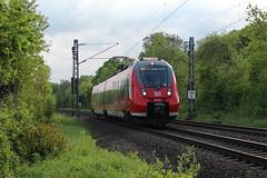 2018-05-01; 0016. DB 442 503 als RB 82, 12150. Estricher Hof Karthaus, Trier.