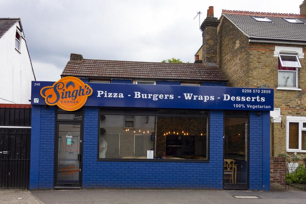 Sikh Pizzas & Burgers