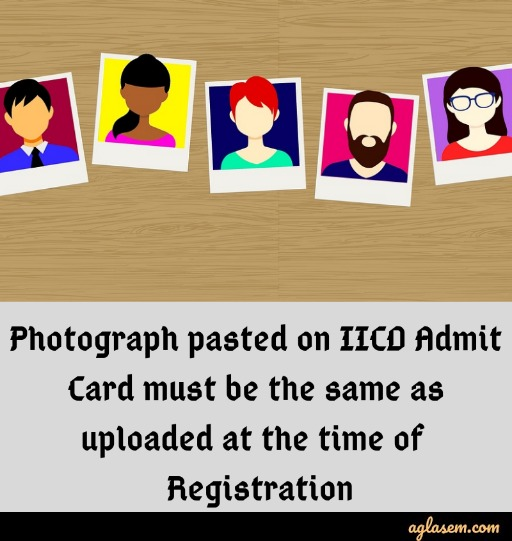 IICD Entrance Exam 2020 Admit Card - Hall Ticket, Download Here