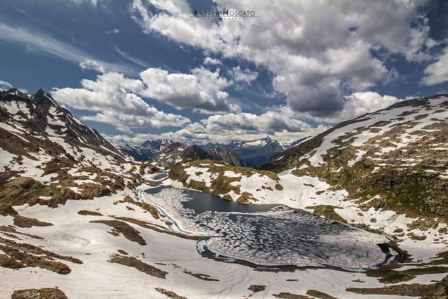 Laghi Geisspfadsee e Züesse - Canton Vallese (Switzerland)