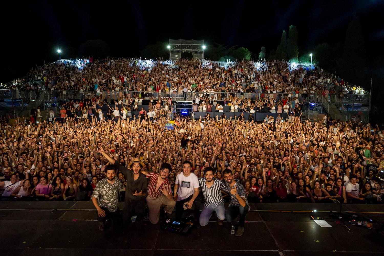 Morat al Festival Jardins de Terramar Sitges 2019
