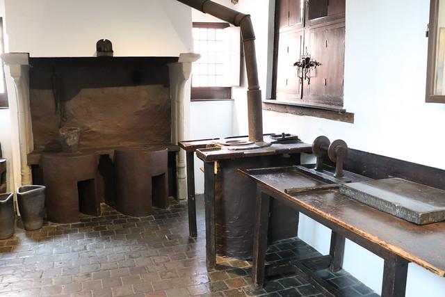 Visita Museo Plantin-Moretus Amberes