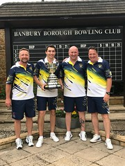 Men's fours winners 2019