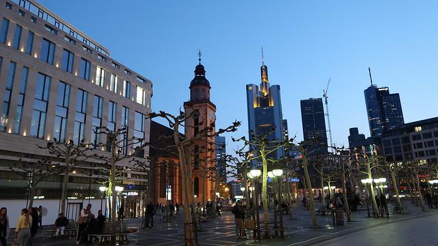 Hauptwache, Frankfurt
