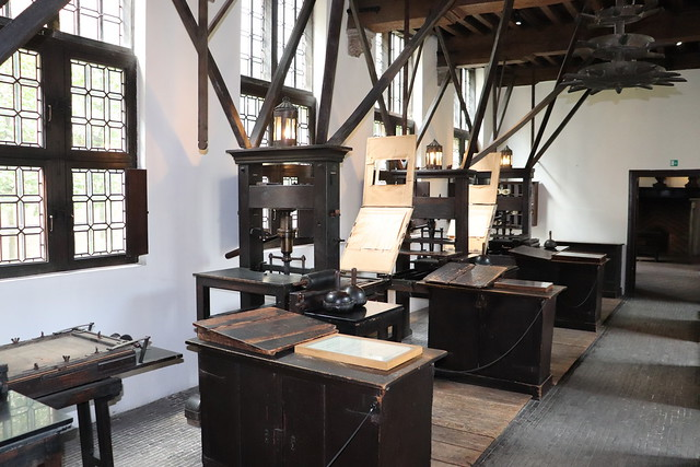 Imprenta Amberes