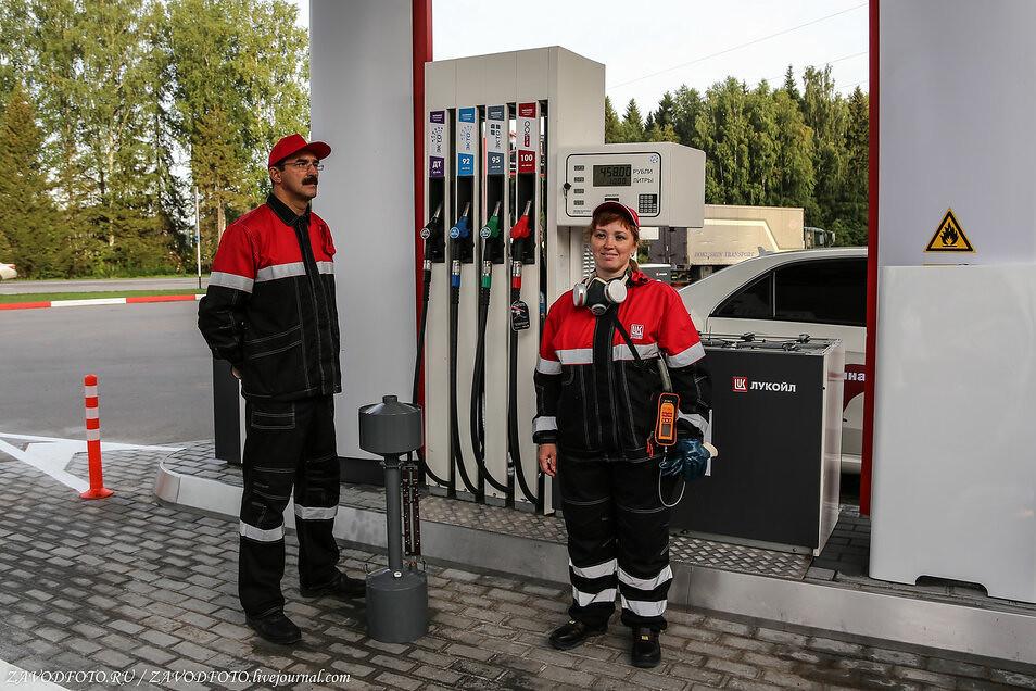 Где самый дорогой бензин в мире