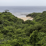 Crystal Beach overlook Ishigaki - Japan